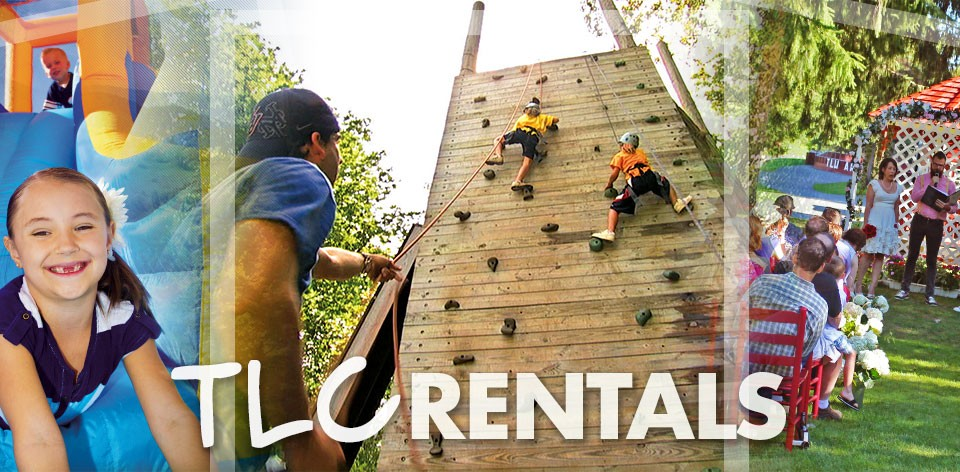 Rentals at TLC Camps